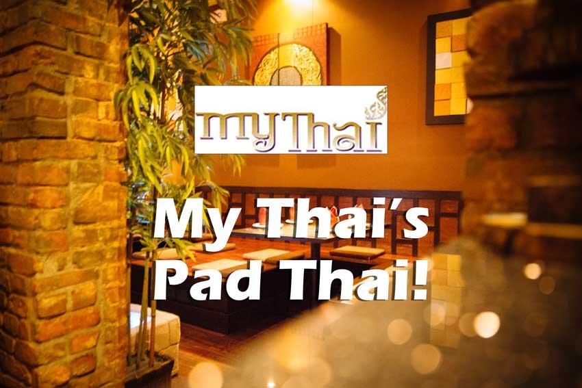 My Thai's Pad Thai