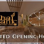 Thai Tanic Updated Hours